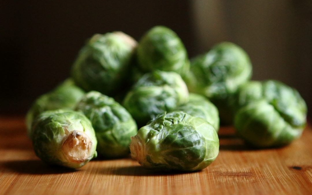 Do not feed your dog Brussel Sprouts and then lie about it