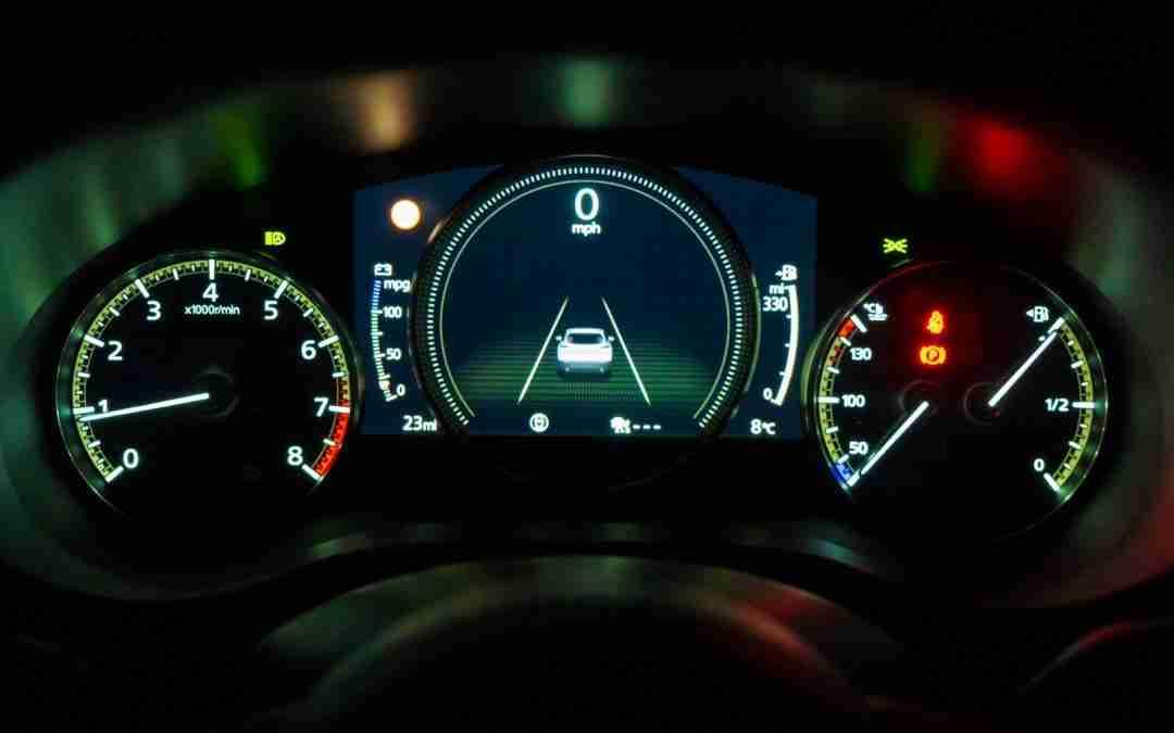Warning Lights on the Dash